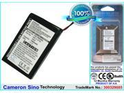 VinTrons Replacement Battery 1000mAh For TOSHIBA Gigabeat MEGF10, Gigabeat MEGF20, Gigabeat MEGF40, Gigabeat MEGF60
