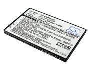 vintrons Replacement Battery For SAMSUNG GT-B7300, GT-I8350C, Apollo 580, GT-B7300C