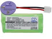 vintrons Replacement Battery For AT&T SL82208, SL82218
