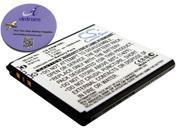 vintrons (TM) Bundle - 1000mAh Replacement Battery For NTT DOCOMO SO-01C, Xperia Neo V, + vintrons Coaster 9SIA3H74VC3551