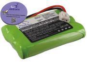 vintrons 700mAh Battery For LUCENT E5943, E5982, E6001, E6002, E6012, E6013, E6014,