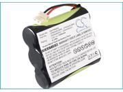 VINTRONS 3.6V BATTERY Fits to AASTRA-TELECOM 29331, 27730GE2, CLT9861, CLT2435, SANYO 23620, CP445 +FREE ToolSet