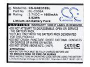 vintrons Replacement Battery For GIONEE E3T E3