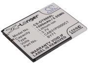 vintrons (TM) Bundle - 1500mAh Replacement Battery For ALCATEL One Touc POP, OT-990 Carbon, + vintrons Coaster