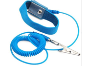 NEW Blue Anti Static Antistatic ESD Adjustable Wrist Strap Band