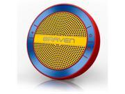 Braven Mira Wireless Home Speaker Red Blue