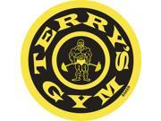 BAKER TERRY S GYM Decal Sticker single