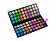 80 Colors Eye Shadow Palette Matte Eyeshadow Palette Makeup Tool Set