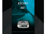 The PASSPORT Max2 Platinum now with built in Bluetooth® technology gives you access to ESCORT's award-winning app, ESCORT Live.