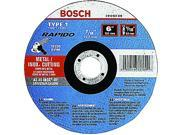 "Image of Bosch, TCW1C400, 4"" x .045 x 5/8"" Type 1 Thin Cutting Disc C60R-BF for Concrete / Masonry"
