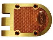 Maxtech, LKJP1001, (Segal Like) Solid Jimmy Proof Deadlock Single Cylinder Lock Set, Bronze (US10)