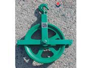 Tuff Stuff MANGB 12 Gin Block Pulley Sheave Reel Wheel Working Load Limit 1 000 LB Manila Rope Size 3 4 1