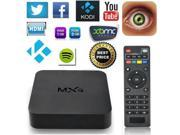 MXQ PRO MXQ Android TV Box Amlogic S905 1G 8G Smart TV Box Streaming Media Player