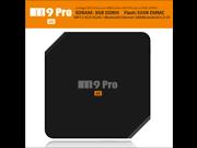 M9 PRO 3G 32G Amlogic S912 Octa Core Android 6 XBMC KODI 17 WIFI 4K FHD UHD BT Smart TV OTT Box Media Player
