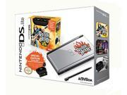 NINTENDO DS LITE SYSTEM GUITAR HERO ON TOUR BUNDLE