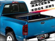 RacersEdgeZR1 2009-2013 Dodge Ram 1500 2010-2013 2500 3500 Standard Extended Quad Cab Except 2009 HD 6.5' Bed Vinyl Roll Up Tonneau Cover RE463 9SIA3N556J3846