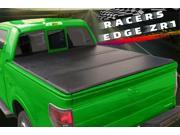 RacersEdgeZR1 1997-2004 Dodge Dakota Standard Extended Cab 6.5' Bed Hard Trifold Tonneau Cover RE651
