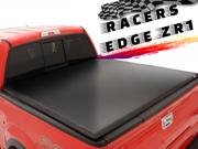 RacersEdgeZR1 2009-2013 Dodge Ram 1500 2010-2013 2500 3500 Vinyl Tri-Fold Tonneau Cover RE513 9SIA3N556J4202