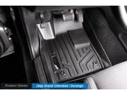 MAXFLOORMAT All Weather Floor Mats Liner for GRAND CHEROKEE / DURANGO (Black)