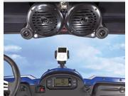 VDP BLUE TOOTH Trail Tunes UTV ATV AMPLIFIED Sound System Any Roof and or any 1.5