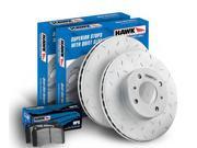 Hawk Performance HKF630551 HPS Brake Kits 99-12 335i 335i xDrive 335is 335xi Z3