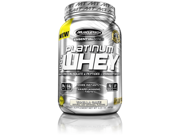 MuscleTech Platinum 100% Whey Supplement, Vanilla Cake, 2 Pound