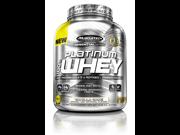 MuscleTech Platinum 100% Whey Supplement, Vanilla Cake, 5 Pound
