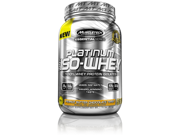 MuscleTech Platinum 100% ISO Whey Supplement, Peanut Butter Chocolate Twist, 1.76 Pound 9SIAC9T5DU5473