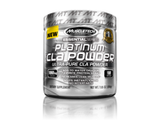 MuscleTech Platinum Pure CLA Powder, 100 Count 200 g.