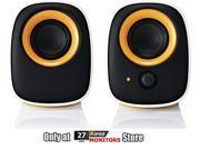 Philips SPA2210/27 Notebook USB Speakers