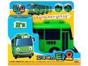 Tayo The Little Bus Mini Car - ROGI : Korean TV Animation Toy
