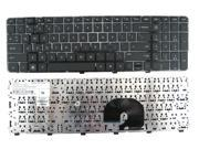 New keyboard For HP Pavilion 666001-001 SG-48800-XUA Laptop