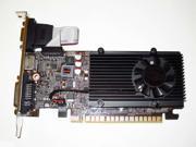 1GB nVIDIA GeForce PCI-E x16 Dual Monitor Display View Video Graphics VGA Card