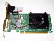 512MB Single Slot PCI Express PCI-E x16 DVI+HDMI+VGA Video Graphics Card w/ Fan