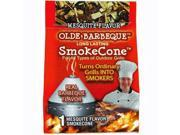 BBQ Grilling Smoke Cone Mesquite Flavor Smoke Packet