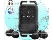 4GB swimming waterproof sport mp3 player