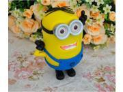Cartoon Minion Shaped MP3 Player Music Speaker with AUX/FM/USB/TF Play Function