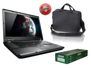 """Lenovo 2429A11 Thinkpad T530 15.6"""" HD (1366x768) i5 3320M (2.60GHz) 4GB 320GB HDD DVD Win 7 Pro 64 Bit W/ Case and Extra New Poder Adapter"""