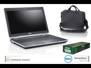 "Dell Latitude E6530 Laptop Intel Core i5 3230M (2.60GHz), 4GB 320GB, 15.6"" HD (1366x768), DVDRW, Webcam, Wi-Fi Bluetooth, HDMI Numeric Keypad, Win7 Pro 32 W/ Extra Free Poder Adapter and Case"