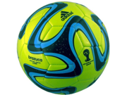 Adidas Brazuca Glider WORLD CUP 2014 Ball Greenl
