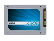 Crucial M500 480GB SATA 2.5-Inch 7mm (with 9.5mm adapter) Internal Solid State Drive CT480M500SSD1