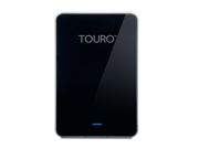 HGST Touro Mobile Pro 500GB USB 3.0 7200 RPM Portable External Hard Drive (0S03105)