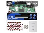 Produplicator 1-9-10-11 Lightscribe Blu-ray BD/ DVD/ CD SATA Duplicator Copier CONTROLLER + Cables, Screws & Manual 9SIA3V63885641