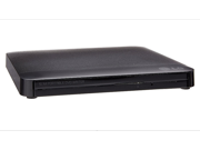 USED LG Electronics 8X USB 2.0 Slim Portable DVD+/-RW External Drive with M-DISC Support, Retail (Black)