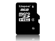 Original Kingston TF Card Micro Sd Card SD C10 Class 10 Memory Card Cards Cartao Memoria, Mini Sd Flash 8GB