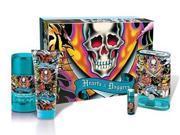 Ed Hardy Hearts & Daggers For Men Spring Gift Set - edt-sg-mini Edt-deodorant