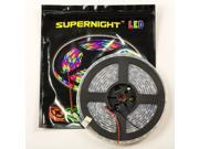 SUPERNIGH 16.4ft Warm White 5050 5M 300led Silicone Tube Waterproof Strip Light Lamp Outdoor/Indoor