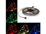 SuperNight®  32.8ft 10M Flexible LED Strip Light 5050SMD Super Bright RGB Color Changing Mood Light Nonwaterproof for Indoor Decoration Holiday Festival TV Wall Windows