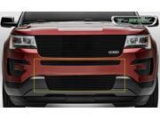 T-Rex Grilles 25664B Billet Series Bumper Grille Insert Fits 16 Explorer