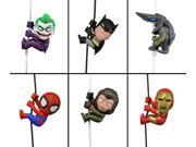 NECA Scalers - Collectible Mini Characters - Wave 2 - Complete Set